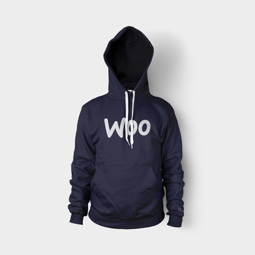 Woo Logo Hoodie